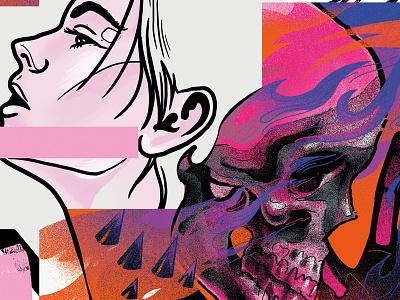 Ilumashup19 mix digitalart collaboration mashup illustration