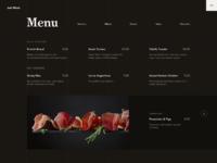 02 justmeat menu