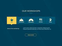Website slider concept v2