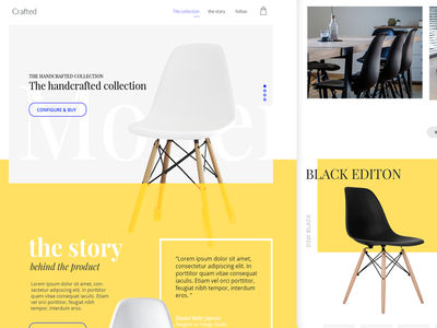 One page ecommerce draft colors ui shopdesign shop onepage ecommerce