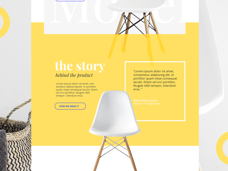 Ecommerce onepage colors ui shopdesign shop onepage ecommerce