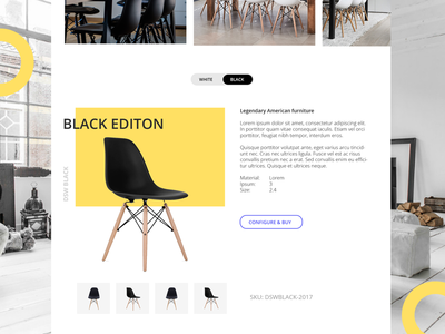 e-commerce onepage #3 colors ui shopdesign shop onepage ecommerce