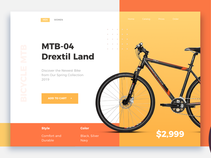 Product showcase - Daily eCommerce #7 ambitious onepage e-commerce design e-commerce branding design brand shopdesign ecommerce shop colors