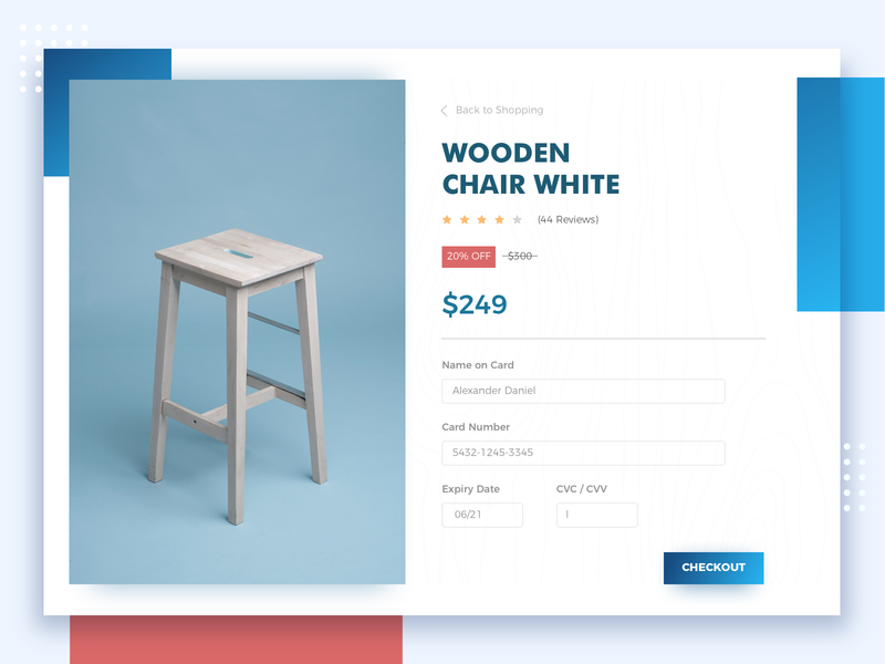 Daily eCommerce #12 illustration onepage e-commerce design e-commerce design branding brand shopdesign ecommerce shop colors