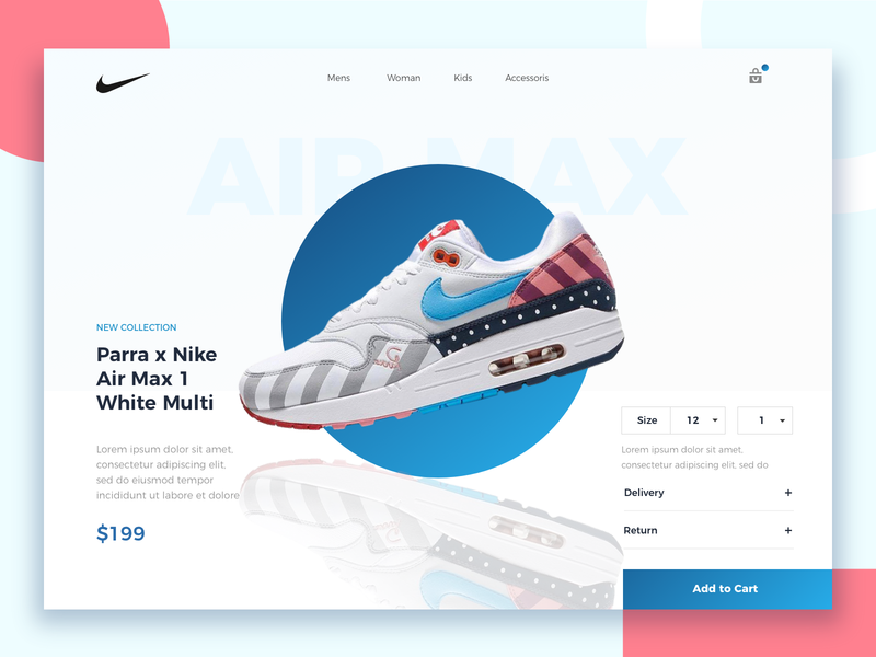 Daily eCommerce #15 onepage e-commerce design e-commerce design branding brand shopdesign ecommerce shop colors