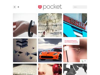 Pocket Redesign
