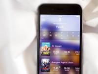 Nordisk Film Cinema - iOS App