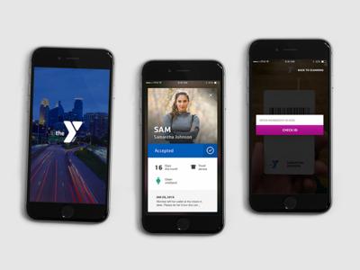 YMCA Check-In App
