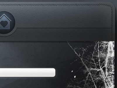 Icy Login login ice screen form web rain drops