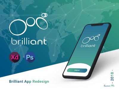 Brilliant App Redesign Concept