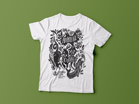 Sierra Club Pennsylvania Chapter Annual Outing T-shirt Design