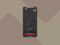 Daily UI :: 020 —Location Tracker