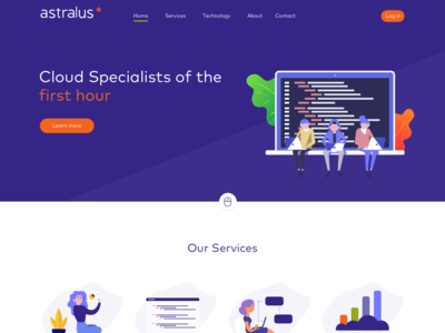 Tech/Cloud Service Company