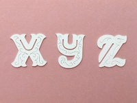 X z bookmark