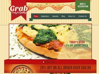 Grab Restaurant Theme