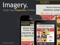 Imagery - Single Page Responsive Portfolio