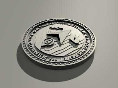 FliteDeck 3.0 Coin
