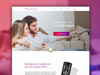 4network.tv homepage