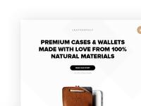 E-commerce onepage
