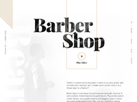 Barber shop full