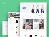 MAAME E-commerce platform