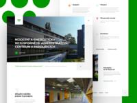 AC Vinice - Administrative building