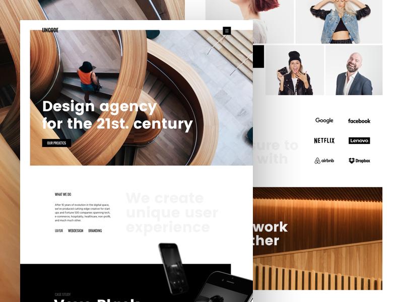 UNDSGN - Agency wordpress undsgn responsive wood design people clients unsplash fullscreen projects portfolio template