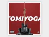#TOMIYOGA Album Cover Art