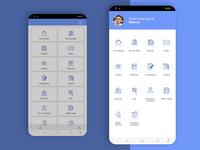 UI Study #1 - Condo App dashboard