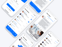 Secure Messenger iPhone X
