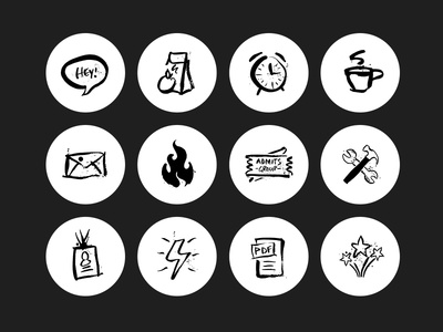Future Insights Icons