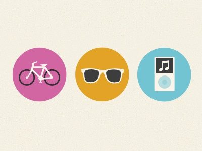 GiftRocket Icons icons giftrocket vector mike kus