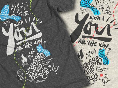 Shopify Partners T-Shirt Design