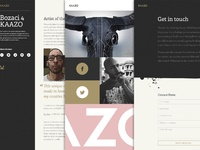 Dribbblw web pages
