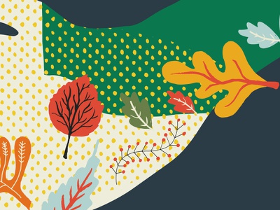 Illustration snippet colourful paint website screenprint print hand drawn illustration