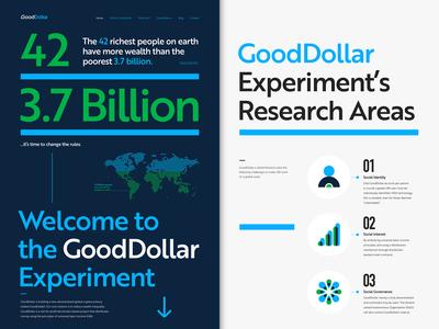 GoodDollar Branding & Website
