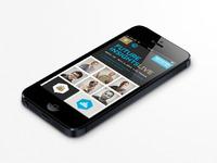 Fi live responsive iphone