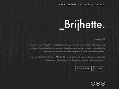 Personal Branding - Landing Page