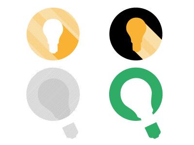 Konsus Freelance Graphic Design Assessment iterations fixes modern logo design