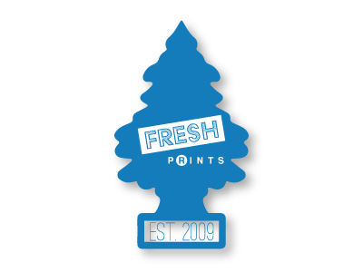Fresh Prints _ Logo Redesign