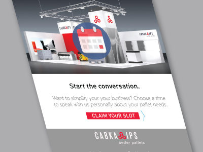 Email Campaigns for Cabka North America, Inc. dynamic announcement new product tests campaign email
