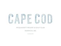 Cape Cod Invite