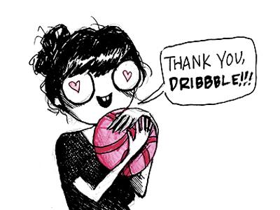 Dribbblety