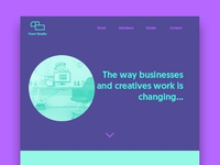 From Studio - Landing Page