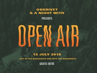 Open Air Party in Malmö