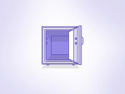 Safe icon marin sotirov design icon safe