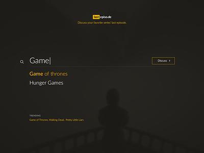 Le2 movies web design