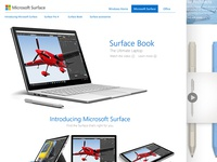 Microsoft Surface Pages