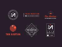 Old logo variations