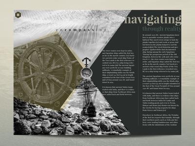 Encompassing composing landingpage webdesign template design ui typography ux design